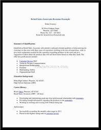 resume for retail s associate skills skills retail s s associate resume associate cover letter newsound co retail s associate resume objective examples retail s