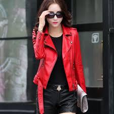 Для женщин Модные <b>Куртки</b> из искусственной кожи новые ...
