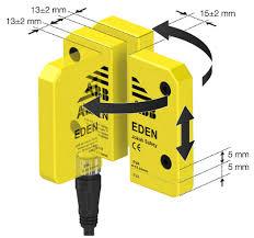 Coded Non-Contact Safety Sensor Eden OSSD