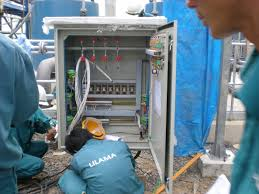 lilama  installation of cable tray and pulling of low voltage cable