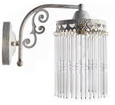 Купить <b>Настенный светильник</b> Arte Lamp Torrente A1678AP-1WG ...