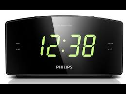 Обзор <b>настольных</b> часов Philips AJ3400/12 - YouTube