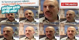FETÖ'cü Kerim Balcı'nın 15 Temmuz'da morardığı anlar
