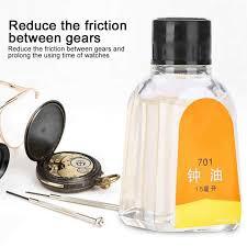 Good Quality <b>Watch Oil</b> for Pocket <b>Watch</b> All <b>Watches</b> Lubricating ...