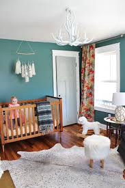 moore paint colors par sweet eclectic amp boho nursery for a little girl with white antler ch