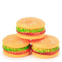 Резиновые <b>игрушки</b> для домашних животных гамбургер стиль ...