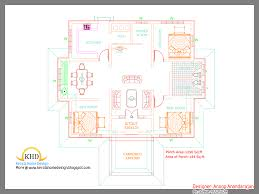 Single Floor House Plan and Elevation   Sq  ft   Kerala home    Single Floor House Plan Designer Anoop Anandarajan