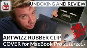 Best MacBook <b>Protection cover</b> - ARTWIZZ RUBBER CLIP ...