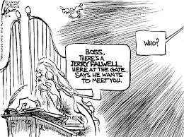 Image result for jerry falwell cartoons