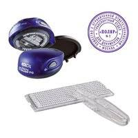 «<b>Печать самонаборная COLOP Stamp</b> Mouse R40/1 SET, оттиск ...