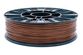 <b>ABS пластик</b> REC 1.75мм <b>коричневый</b>