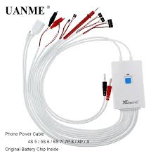 <b>UANME</b> Professional DC <b>Power Supply</b> Phone <b>Current</b> Test Cable ...