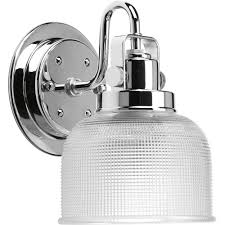 archie collection 1 light chrome bath light bathroom lighting fixtures photo 15