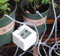 DIY Micro Automatic Drip Irrigation Kit - Houseplants ... - Amazon.com