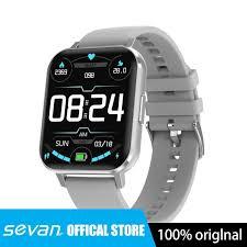 <b>DT X Smart</b> Watch Fitness Tracker IP68 Waterproof Heart Rate Monitor