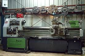 yamazaki mazak precision lathes continued equipped two adjuster bolts for horizontal spindle alignment the headstock was a solidly built unit on the very earliest versions