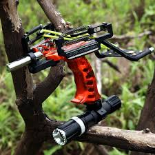 2019 Professional <b>Catapult Full Set</b> Fishing <b>Slingshot</b> Arrow Laser ...