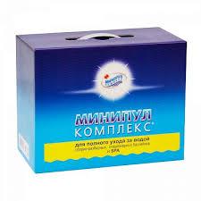<b>Маркопул Кемиклс</b> М22 МИНИПУЛ КОМПЛЕКС, 5,6кг коробка ...