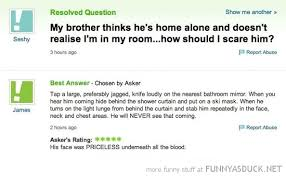 Funny Quotes For Facebook Yahoo Answers via Relatably.com