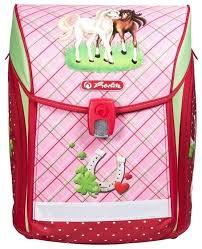 <b>Herlitz</b> Ранец New <b>Midi</b> Horses — купить по выгодной цене на ...