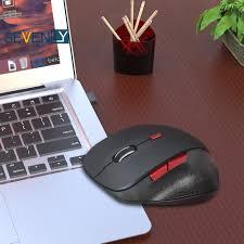 YWYT <b>G835</b> 2.4GHz Wireless Gaming Mouse 4 Gear <b>2400 DPI</b> ...