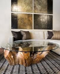 teak tree trunk cocktail table by clarkfunctionalart via flickr this is my cousins business out of california cool to see it on pintrest awesome tree trunk table 1