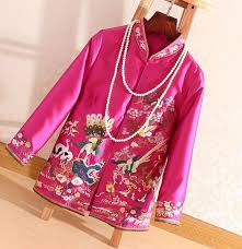 【】 New! Perfect quality chinese traditional woman top and get free ...