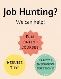 job hunting tips livmoore tk job hunting tips 23 04 2017