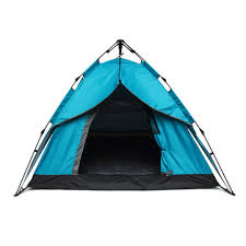 <b>2-3 person camping tent</b> instant automatic double layers outdoor ...