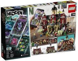 Купить конструктор <b>Lego Hidden Side</b>: <b>Школа</b> с привидениями ...