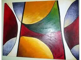 Resultado de imagen de fotos de cuadros abstractos
