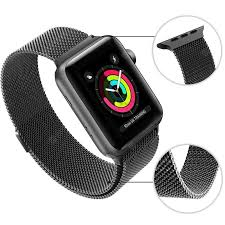 Milanese Stainless Steel <b>Watch Band</b> Strap for Apple Watch Series ...