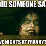 Evil Dead Girl Meme Generator - Imgflip via Relatably.com
