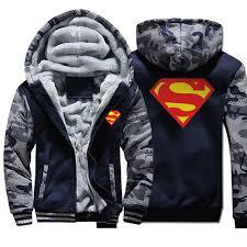 Супермен Кларк Кент куртка толстовки <b>Толстовка мужская на</b> ...