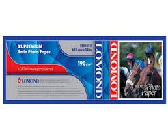 <b>Бумага</b> с покрытием <b>Lomond XL</b> Premium Satin Photo <b>Paper</b> ...