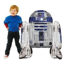 AirWalker Disney <b>Star Wars R2D2 Balloon</b> | Anagram