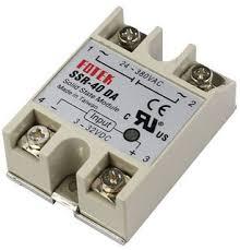 Can I <b>control</b> a load of 12v <b>DC</b> with a <b>solid state relay</b> 24-380VAC ...