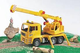 <b>Игрушка Bruder MAN Yellow</b> 02-754 купить в Минске: цена ...