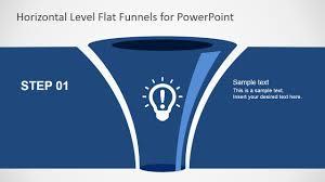 s presentation templates net flat funnel powerpoint template slidemodel presentation