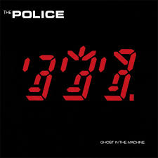 <b>Ghost</b> in the Machine — <b>The Police</b>