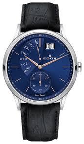 Наручные <b>часы Edox 34500</b>-<b>3BUIR</b> — купить по выгодной цене ...