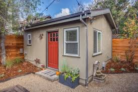 Sq  Ft  Backyard Tiny Guest House Sq  Ft  Tiny Guest House in Oakland  CA Backyard