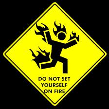 Image result for WARNING