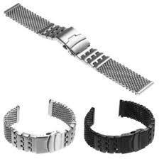 <b>Stainless Steel Watch Bands</b>   StrapsCo