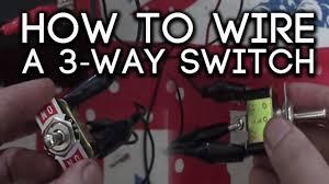how to wire a 3 way switch how to wire a 3 way switch