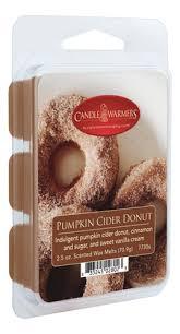 <b>Наполнитель для воскоплавов Pumpkin</b> Cider Donut Wax Melts 70,9г