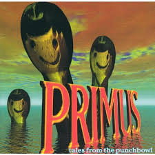 <b>Primus</b> - <b>Tales From</b> The Punchbowl (CD) : Target