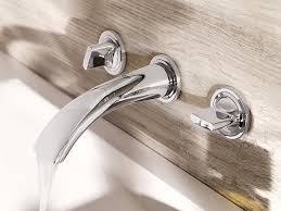 Wall-mounted <b>Basin Faucets</b> - For your <b>Bathroom</b> - GROHE