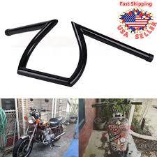 <b>For Harley Custom Chopper</b> Bobber 883 Black Drag Handlebars 1 ...