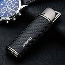Jet Flame Lighter Handmade Genuine Leather + ... - Amazon.com